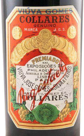 2012 Adega Viúva Gomes Collares tinto 50cl