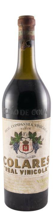 1934 Real Vinícola Colares red