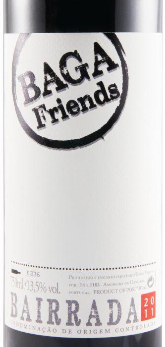 2011 Baga Friends red