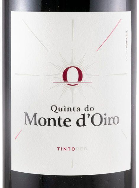 2017 Quinta do Monte d'Oiro красное 1,5 л
