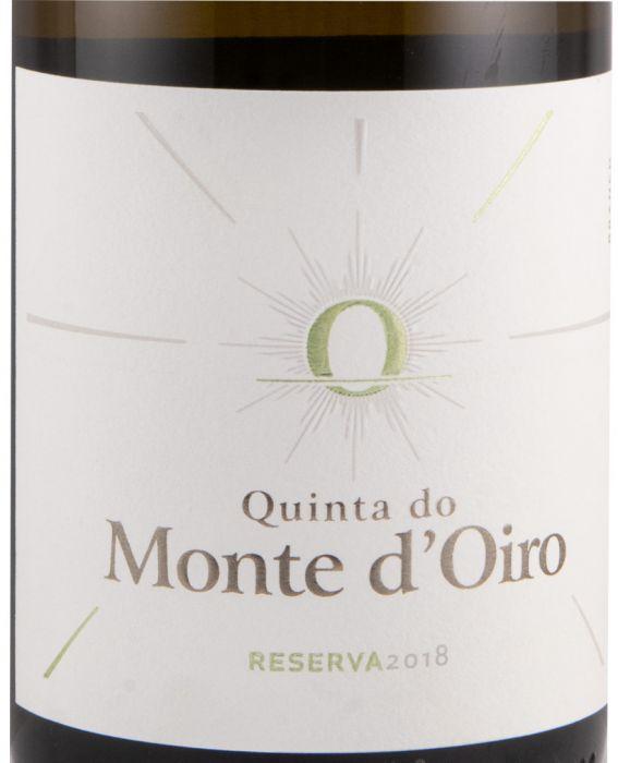 2018 Quinta do Monte d'Oiro Reserva white