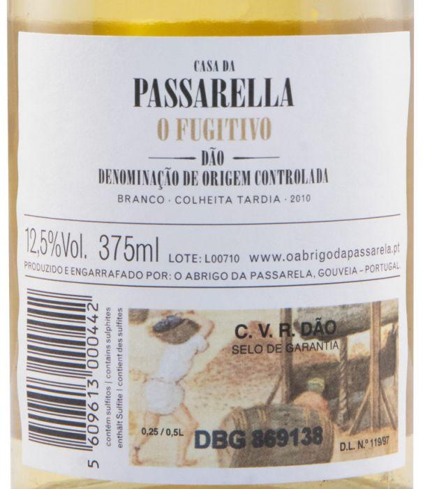 2010 Casa da Passarella O Fugitivo Late Harvest white 37.5cl
