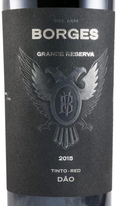 2015 Borges Grande Reserva Dão red