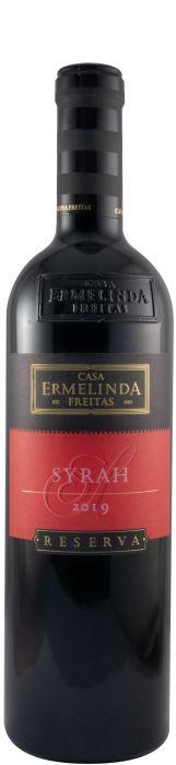 2019 Casa Ermelinda Freitas Syrah Reserva red