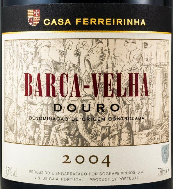 2004 Barca Velha tinto