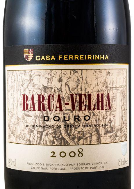 2008 Barca Velha tinto