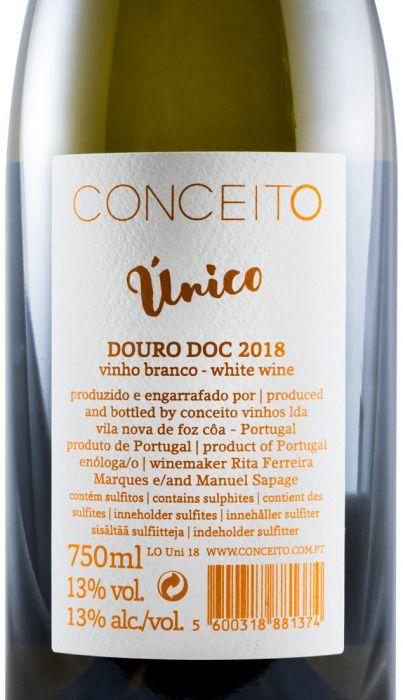 2018 Conceito Único white