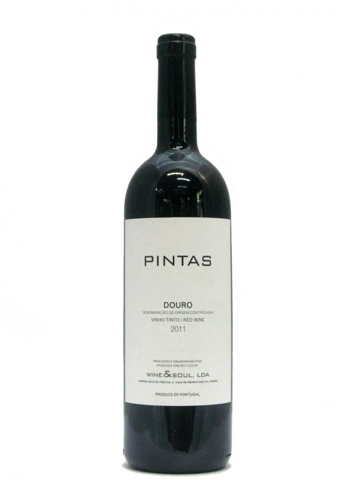 2011 Wine & Soul Pintas tinto
