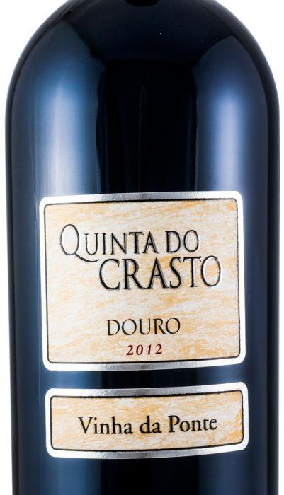 2012 Quinta do Crasto Vinha da Ponte red