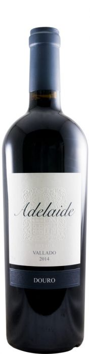 2014 Vallado Adelaide red