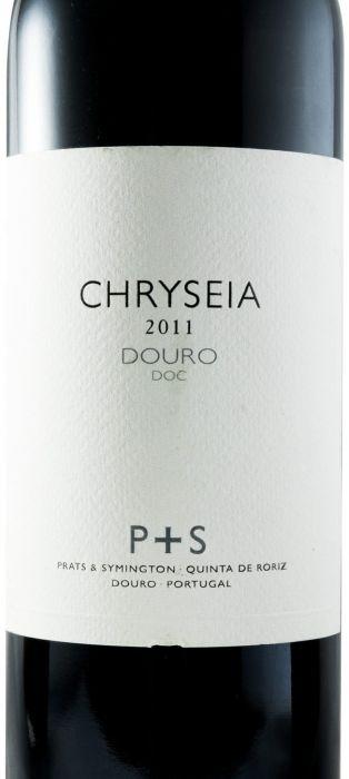 2011 Chryseia red