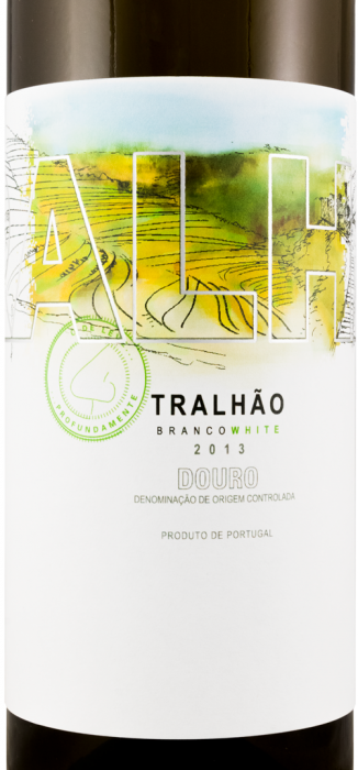 2013 Tralhão white