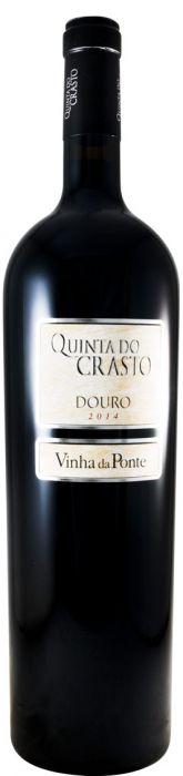 2014 Quinta do Crasto Vinha da Ponte tinto 1,5L