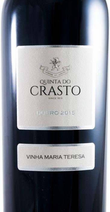 2015 Quinta do Crasto Vinha Maria Teresa red