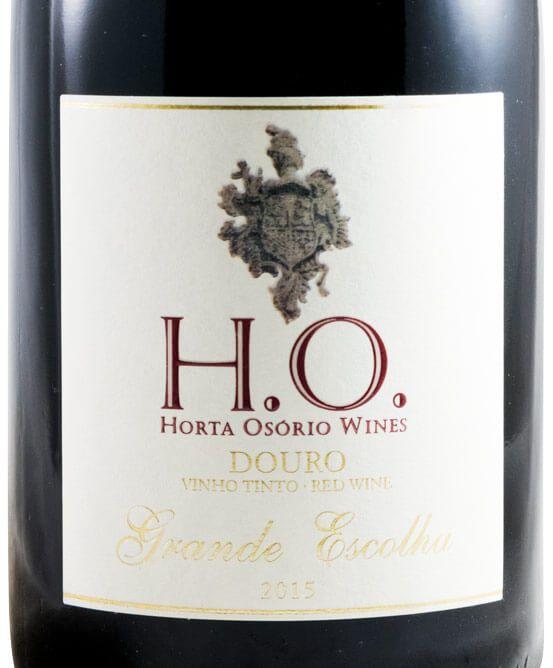 2015 Horta Osório H.O. Grande Escolha red