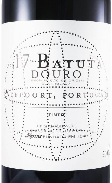 2017 Niepoort Batuta tinto 3L