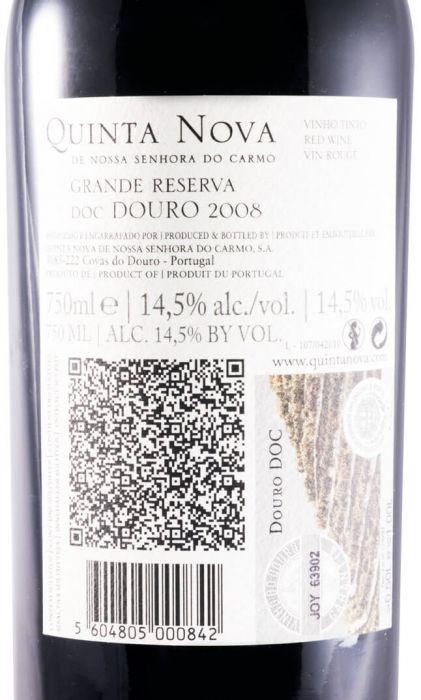 2008 Quinta Nova Grande Reserva tinto