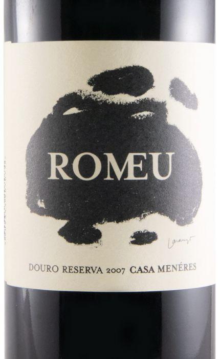 2007 Quinta do Romeu Резерв красное