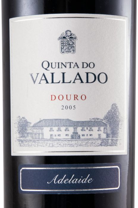 2005 Vallado Adelaide red