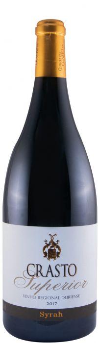 2017 Crasto Superior Syrah tinto 1,5L