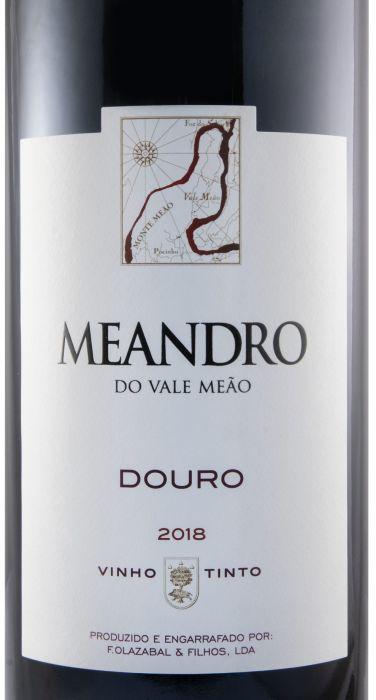 2018 Meandro do Vale Meão red 3L