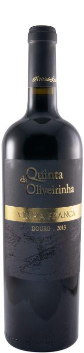 2013 Alves de Sousa Quinta da Oliveirinha Vinha Franca red
