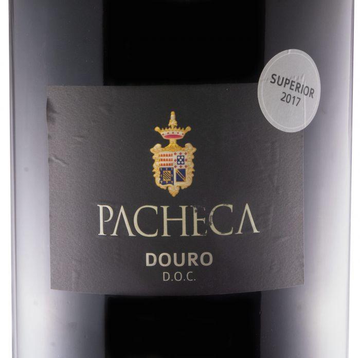 2017 Quinta da Pacheca Superior red 18L