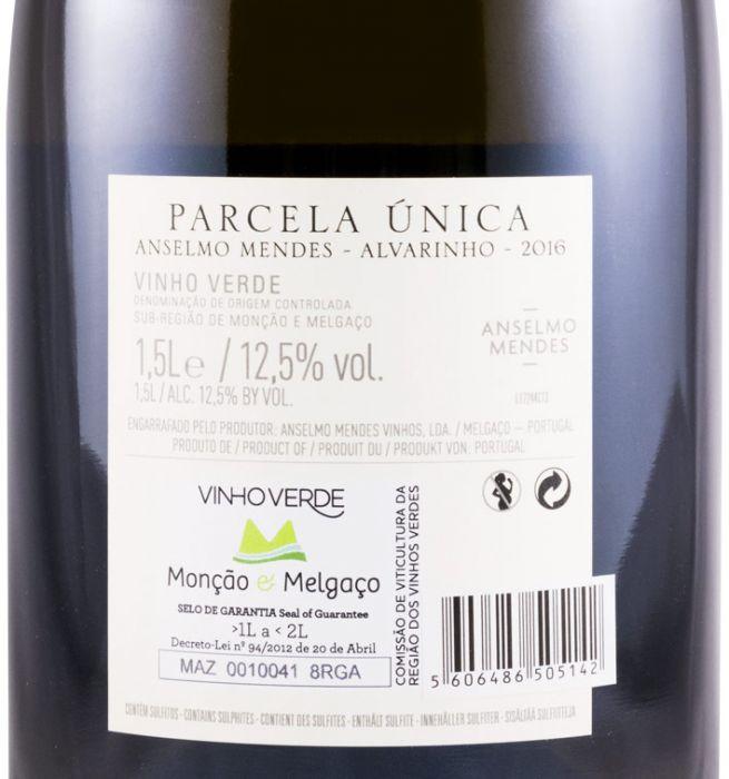 2016 Anselmo Mendes Parcela Única branco 1,5L