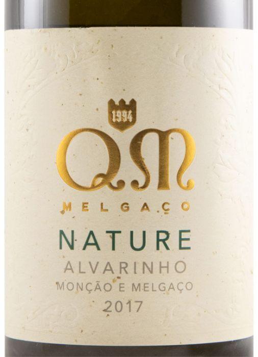 2017 Quintas de Melgaço QM Nature Alvarinho white