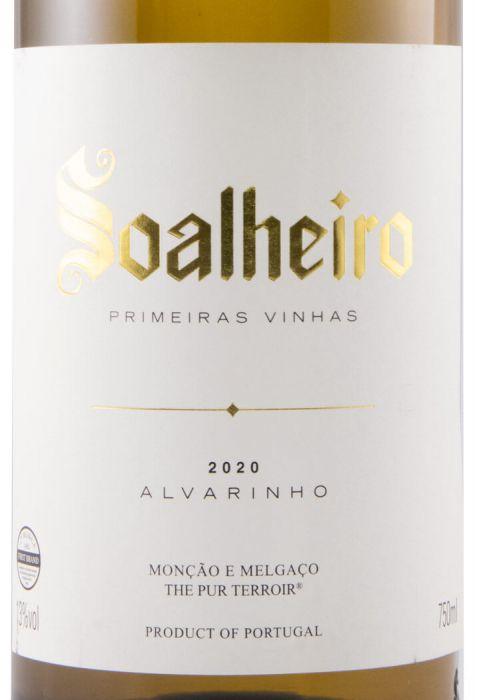 2020 Soalheiro Alvarinho Primeiras Vinhas white