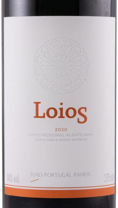 2020 João Portugal Ramos Loios red 37.5cl