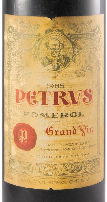 1985 Petrus red