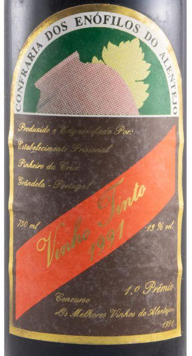 1991 Confraria Enófilos do Alentejo red