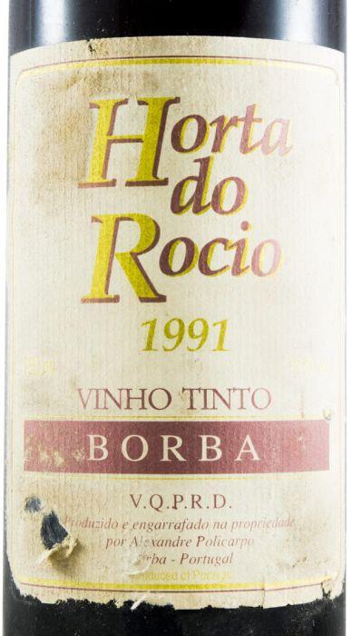 ホルタ・ドゥ・ロシオ・赤 1991年