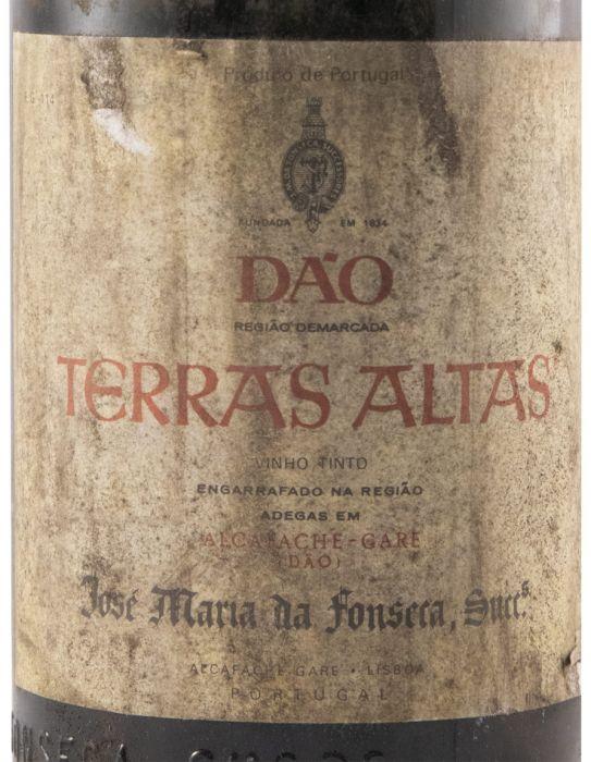 1970 Dão Terras Altas красное