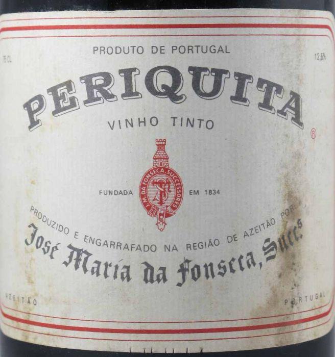 1977 José Maria da Fonseca Periquita tinto