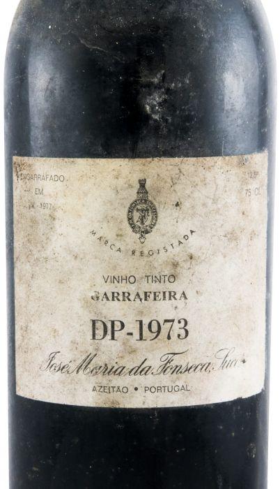 1973 José Maria da Fonseca DP red