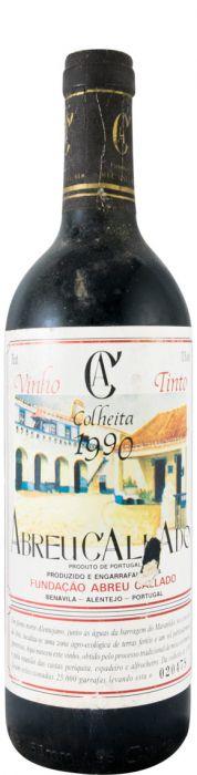 1990 Abreu Callado tinto