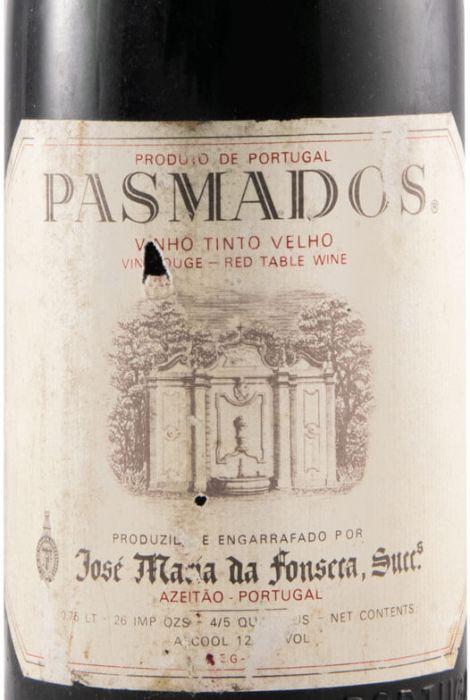 1967 José Maria da Fonseca Pasmados tinto