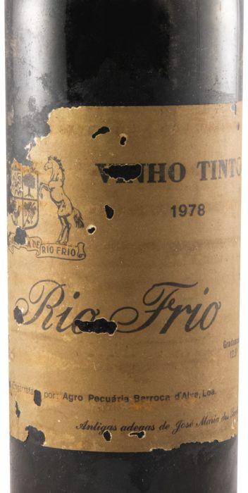 1978 Rio Frio red