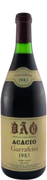 1983 Caves Acácio Garrafeira tinto
