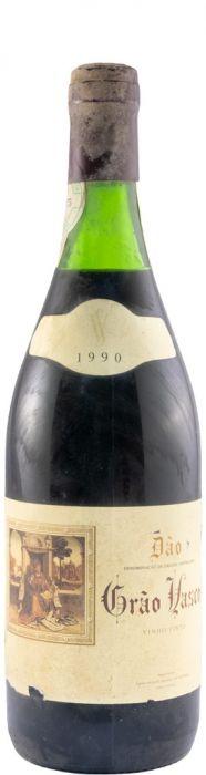 1990 Grão Vasco red