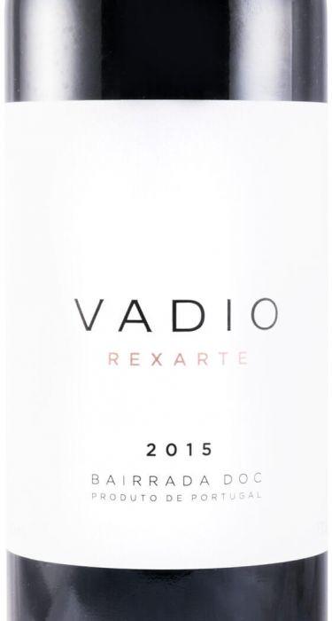 2015 Vadio Rexarte tinto