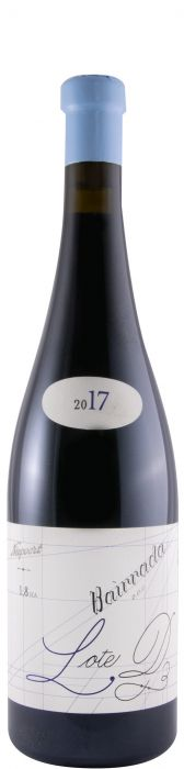 2017 Niepoort Lote D tinto