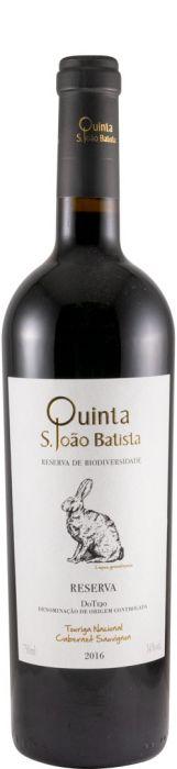 2016 Quinta de São João Batista Cabernet Sauvignon & Touriga Nacional Reserva tinto