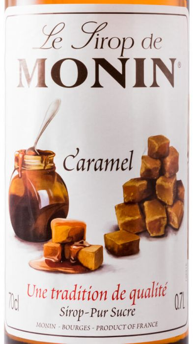 Syrup Caramel Monin