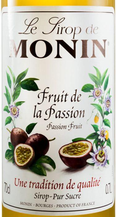 Xarope Passion Monin
