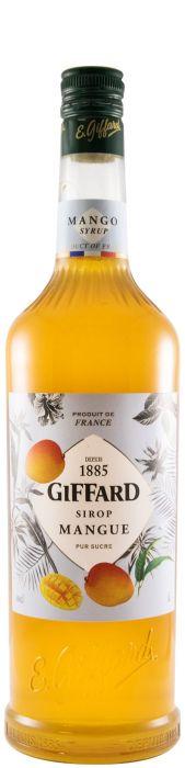 Syrup Mango Giffard 1L