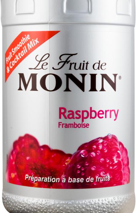 Fruit Puree Raspberry Monin Framboesa 1L