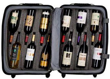Bag Vingardevalise for 12 Bottles